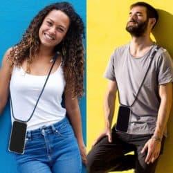 iPhone Handyhülle mit Kordel